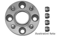 HR podložky pod kola (1pár) DAIHATSU Rocky rozteč 139,7mm 5 otvorů stř.náboj 108,5mm -šířka 1podložky 30mm /sada obsahuje montážní materiál (šrouby, matice)